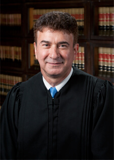 Justice Steven David