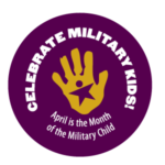 Celebrate Military Kids! April is the Month of the Military Child!