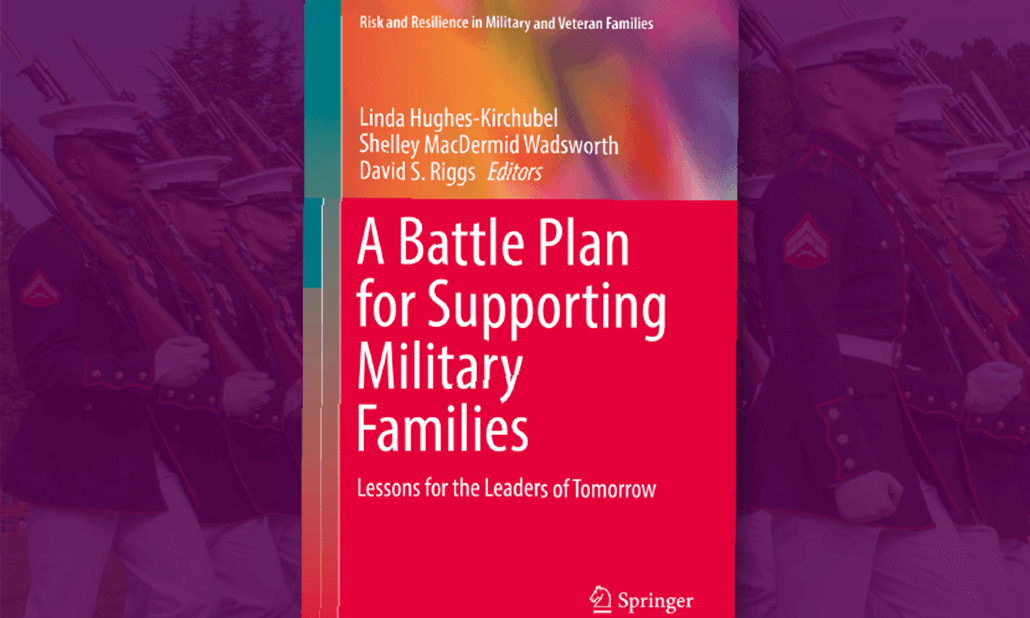 Military Family Research Institute releases new findings on supporting families post-9/11