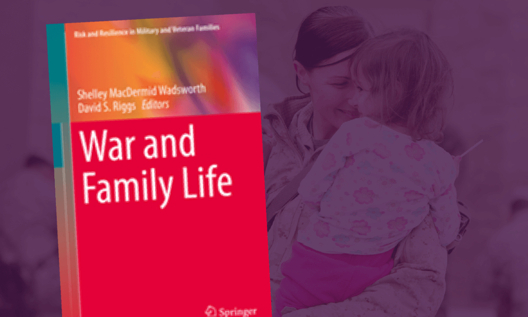 "MFRI's ""War and Family Life"" reviewed in scholarly journal"