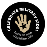 Celebrate Military Kids! April is the Month of the Military Child