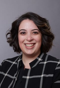 Headshot of Christina Marini